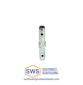 Coupling pin for scaffolding