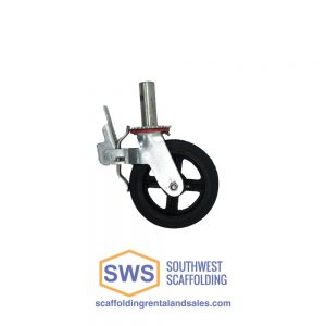 "8"" Locking Scaffolding Caster"