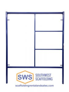 Double Ladder Scaffolding Frames for Sale