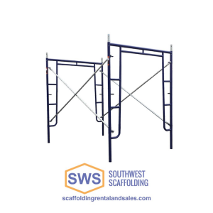 "SWS-610-B 5'X6'4"" Set of Scaffolding Frames"
