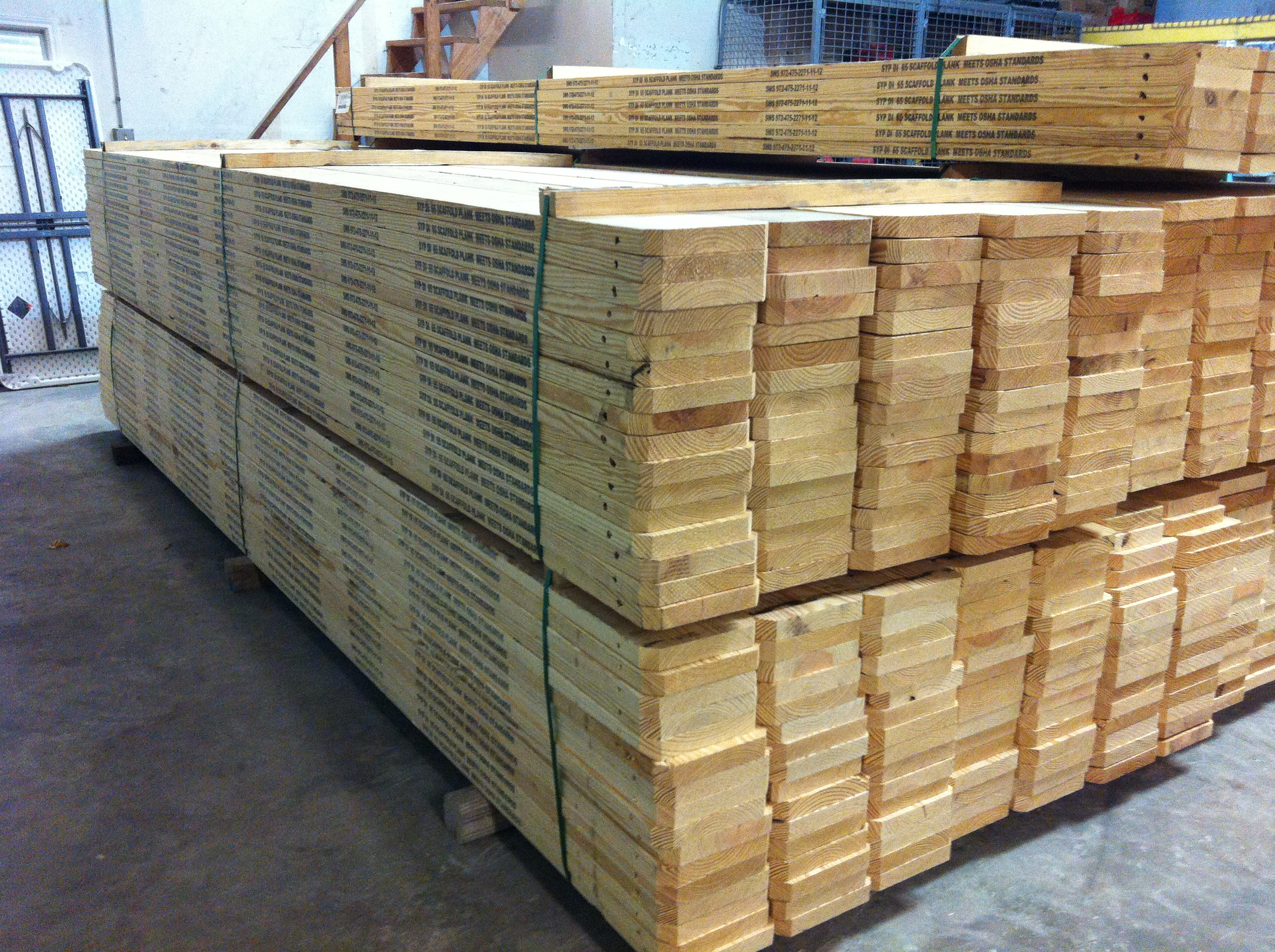Scaffold Boards | Scaffold Planks for Sale | Southwest