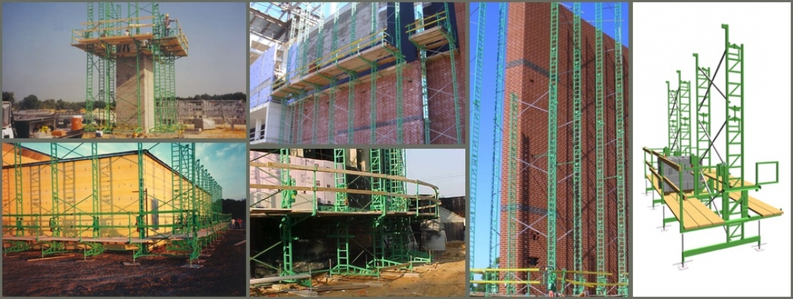Non-Stop Scaffolding for Sale or Rent at Southwest Scaffolding