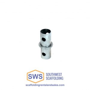 Shoring connector for shoring frames. Southwest Scaffolding sells and rents scaffolding, shoring, boards and accessories with nationwide delivery.