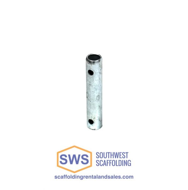 Coupling pin for scaffolding. Southwest Scaffolding sells and rents scaffolding, boards and accessories with nationwide delivery.