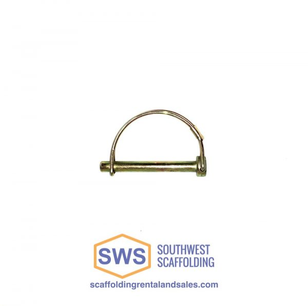 Span Pin for Scaffolding, Scaffolding pins and clips. Southwest Scaffolding sells and rents scaffolding, boards and accessories with nationwide delivery.