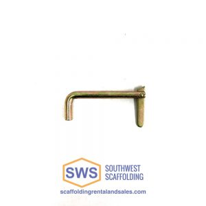 3.5 Toggle Pin for Scaffolding, pins & clips for scaffolding. Southwest Scaffolding sells and rents scaffolding, boards and accessories with nationwide delivery.
