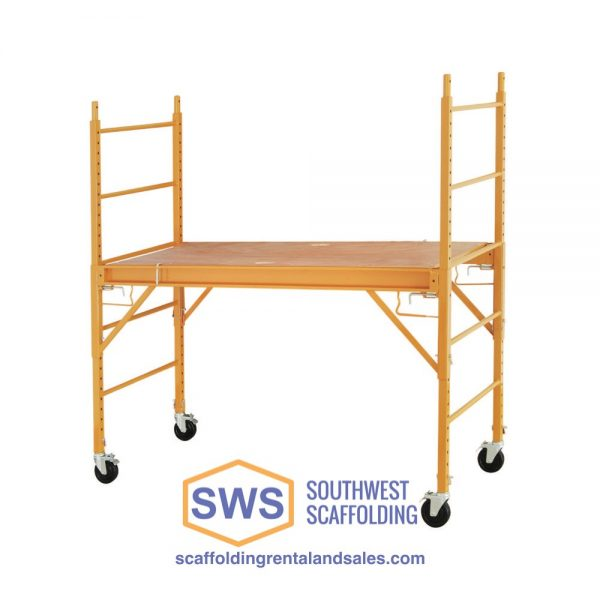Baker/Perry Scaffold Unit w/4 Casters