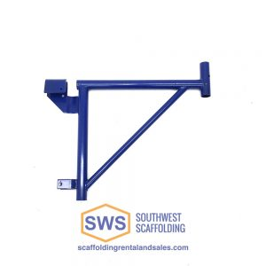 "21"" Saddle Tube Side Bracket for scaffolding"