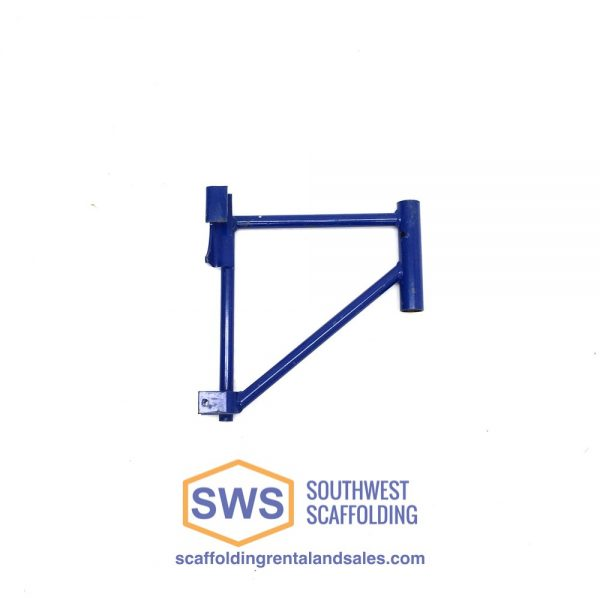 "12"" Tube Side Bracket for Scaffolding. Southwest Scaffolding sells and rents scaffolding, boards and accessories with nationwide delivery."