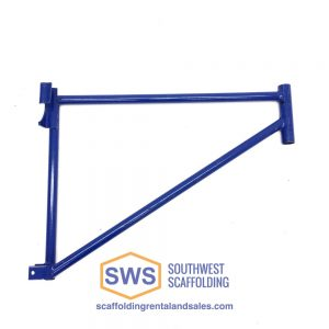 "30"" Tube Side Bracket for Scaffolding. Southwest Scaffolding sells and rents scaffolding, boards and accessories with nationwide delivery."