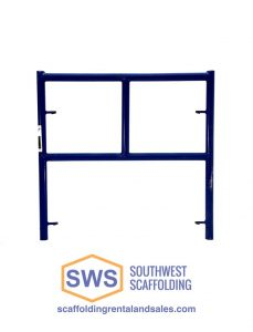 Single Ladder Scaffolding Frame For Sale, half high short frame