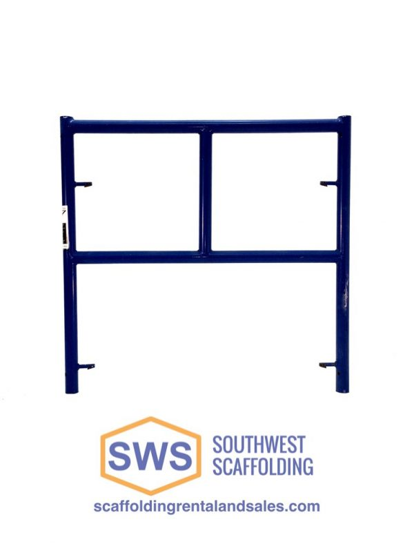 Scaffold Frame | 3ft X3ft | S-Style | Ladder