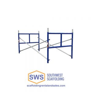 Set of Scaffolding | 3ft X 3ft | S-Style | Ladder