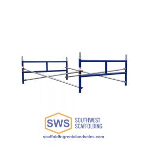 Set of scaffolding for sale - 5'X2' - safeway scaffolding style match