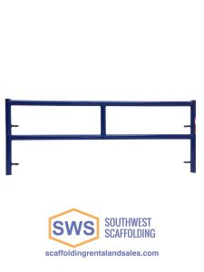 Single Ladder Safeway Style Scaffolding Frame for sale