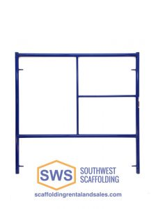 5' X 5' Single Ladder Scaffolding Frame for Sale