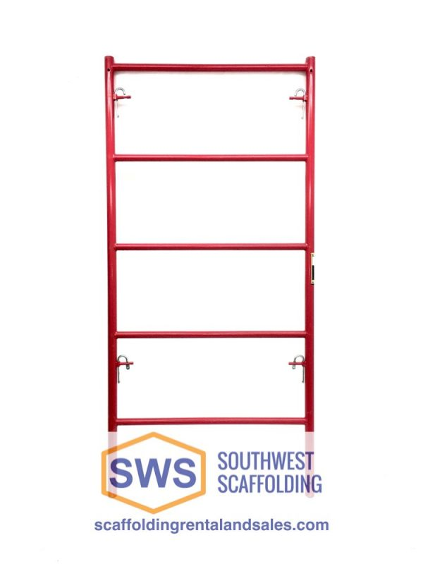 Scaffold Frame | 3ft X 6ft 7in | W-Style | Ladder