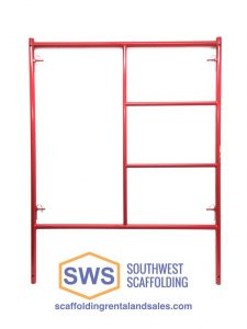 Waco Style Ladder Frame Scaffolding for Sale