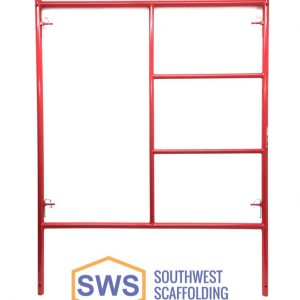 Scaffold Frame | 5ft X 6ft 4in | W-Style | Ladder