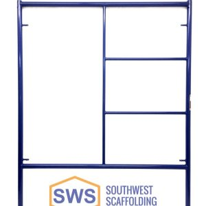 Scaffold Frame | 5ft X 6ft 4in | S-Style | Double Ladder