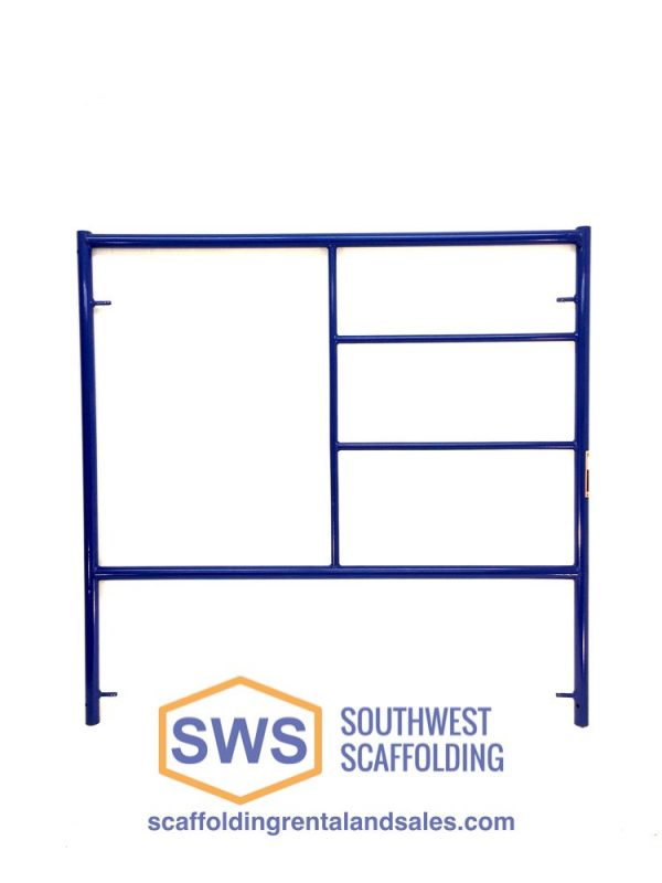 Scaffold Frame | 5ft X 5ft | S-Style | Double Ladder