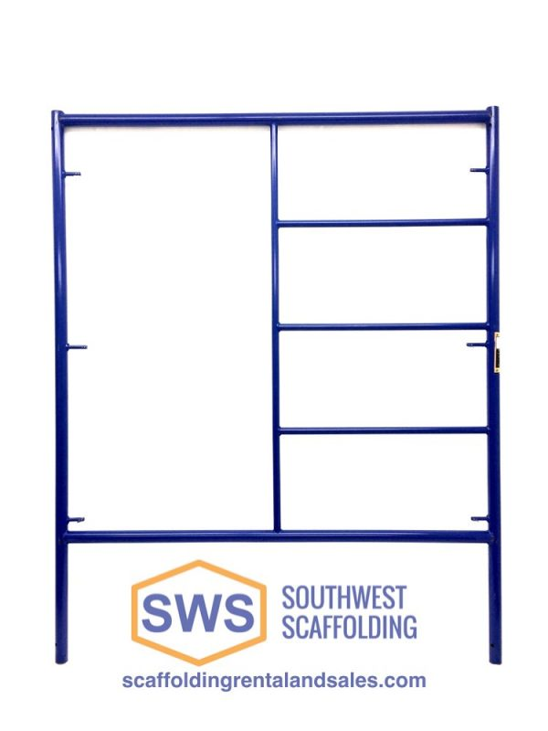 Scaffold Frame | 5ft X 6ft 4in | S-Style | Triple Ladder