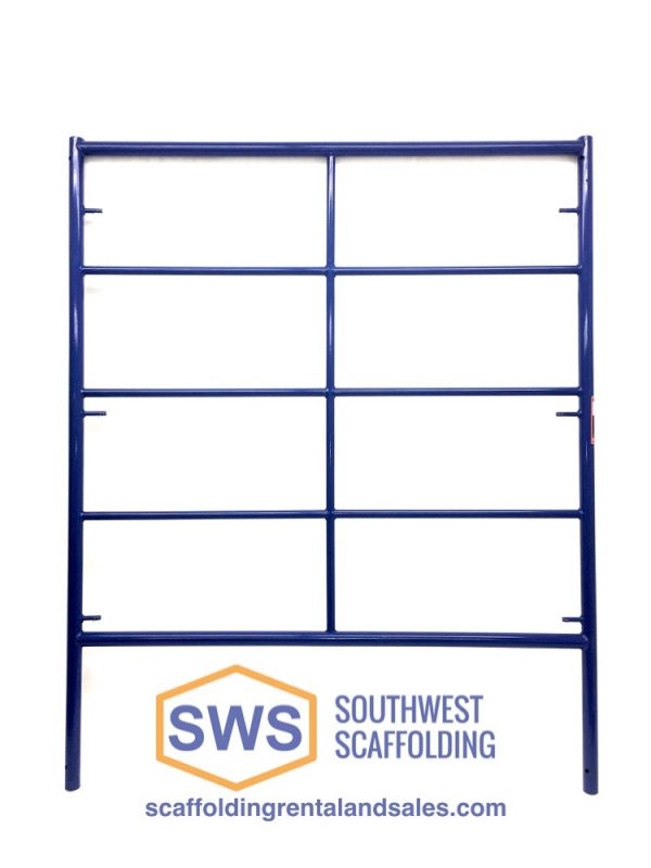 Scaffold Frame | 5ft X6ft 4in | S-Style | Dbl Box Ladder Frame