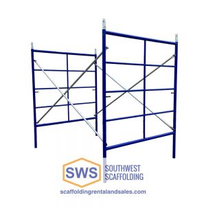 Set of Scaffolding | 5ft x 6ft 4in | S-Style | Double Box