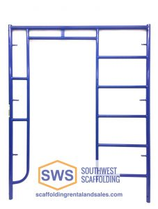 Ladder/Walk Thru Combo Scaffolding Frame. Ladder Scaffolding for Sale at Southwest Scaffolding