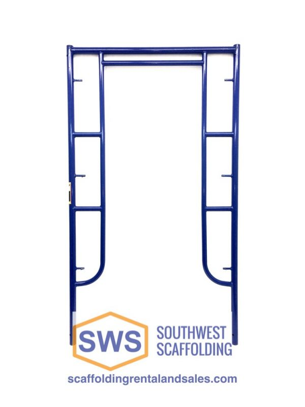 Safeway Style Walk Thru Stucco Scaffolding Frame. Southwest scaffolding sells scaffolding, boards and accessories nationwide.