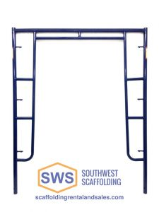 Safeway-Style Walk-Thru Frame Scaffolding for Sale