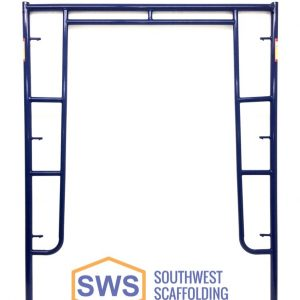 Scaffolding Frame | 5ft X 6ft 4in | S-Style | Walk-Thru