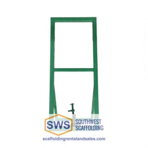 End Panel for Non-Stop Scaffolding. Southwest scaffolding sells Non-Stop Scaffolding, boards and accessories nationwide.