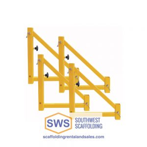 Outrigger Set for Multipurpose Indoor Scaffolding. Southwest scaffolding sells scaffolding, boards and accessories nationwide.
