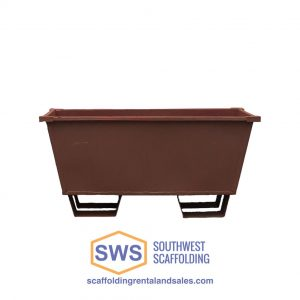 Mortar Tub for Masonry | Steel