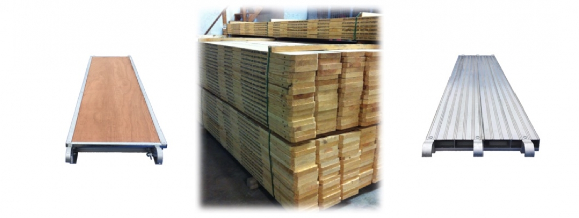 Scaffold Boards and Decks for Sale at Southwest Scaffolding