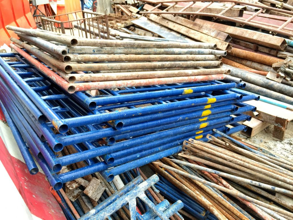 Used Scaffolding for Sale at Southwest Scaffolding