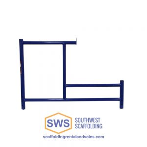 Veneer jack scaffold frame for sale at Southwest Scaffolding