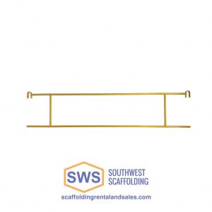 Guardrail Side Panel for Scaffolding | 7′ and 10′