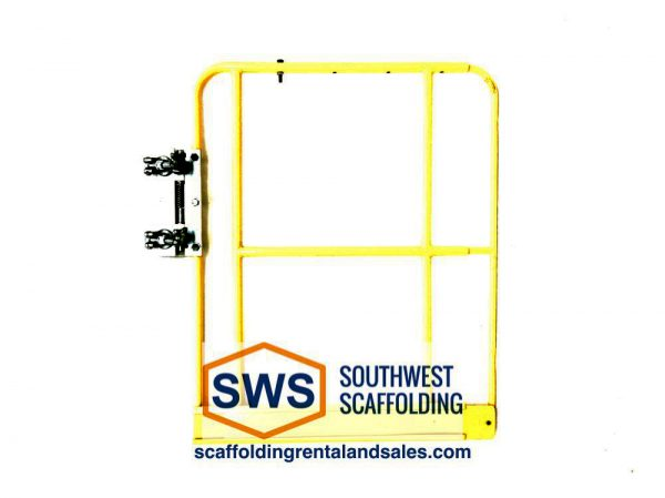Expandable Access Gate for Scaffolding at Southwest Scaffolding