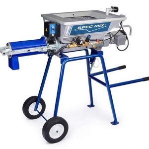 Spec Mix D2W Workhorse | Mortar and Grout Mixer