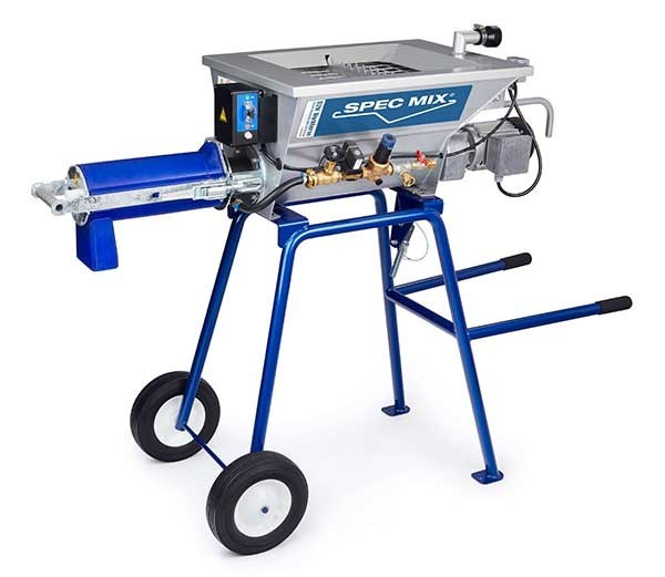 Spec Mix D2W Workhorse Mortar and Grout Mixer | Southwest Scaffolding