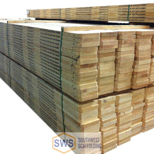 Wood Scaffold Planks | OSHA Boards