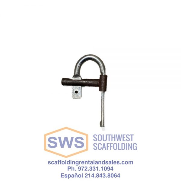 candy cane lock replacement for sale at Southwest Scaffolding
