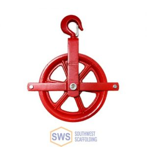Hoist Wheel for Scaffolding