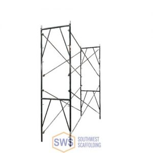 Set of Scaffolding | 3ft X 10ft 8in | Snap-On Apartment Style