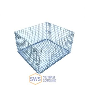 Storage Basket for Scaffolding