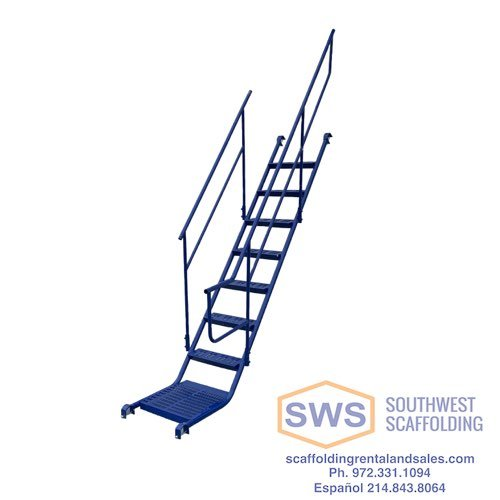 Stair Unit for Scaffolding for Sale at Southwest Scaffolding
