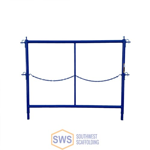 Access Panel for Scaffolding