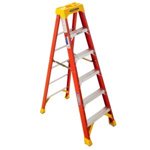 Werner Step Ladder Type IA for Sale at Southwest Scaffolding